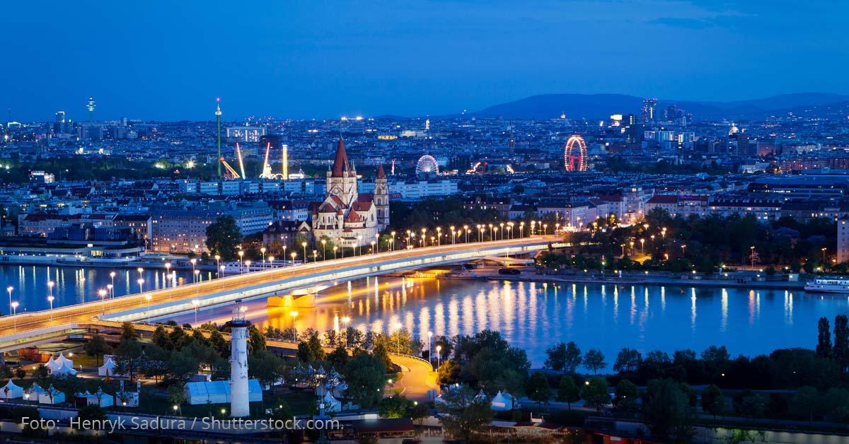 Österreich Donau