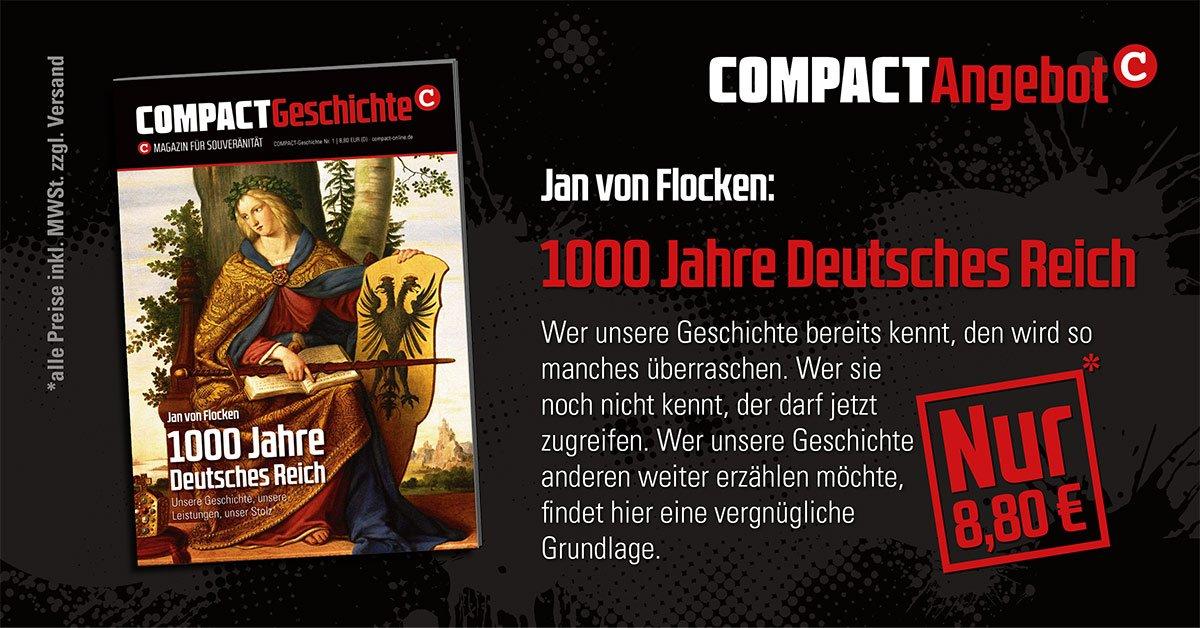 COMPACT 1000 Jahre detsches Reich