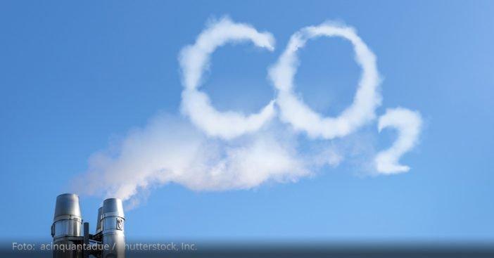 CO2 Kohlenstoffdioxid