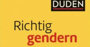 Duden_Richtig_Gendern, Cover