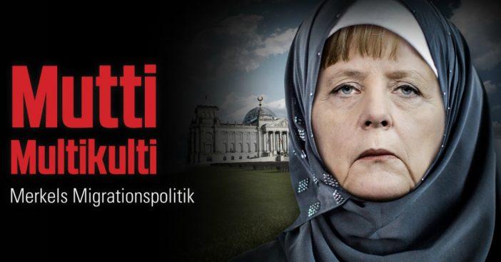 Merkel Mutti Multikulti