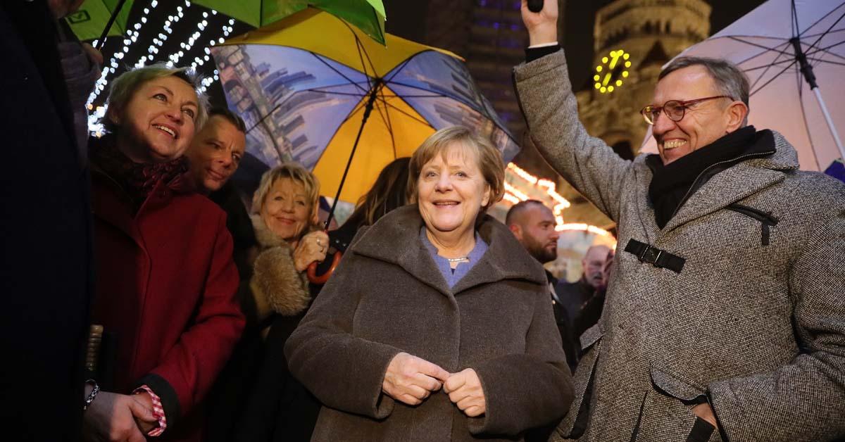 Merkel Breitscheidplatz