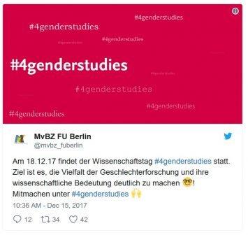 genderstudies Twitter