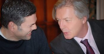 Ken Jebsen und Jürgen Elsässer