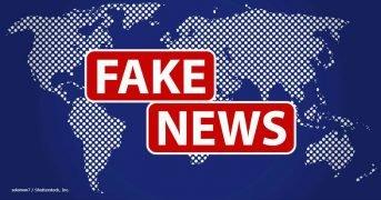Fake News Nachrichtenbild