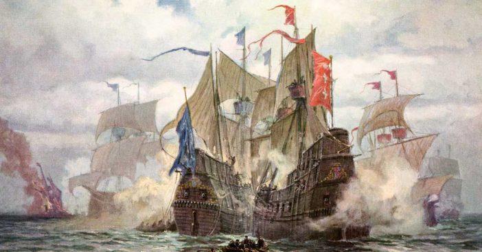 Peter von Danzig Schiff von Paul Beneke