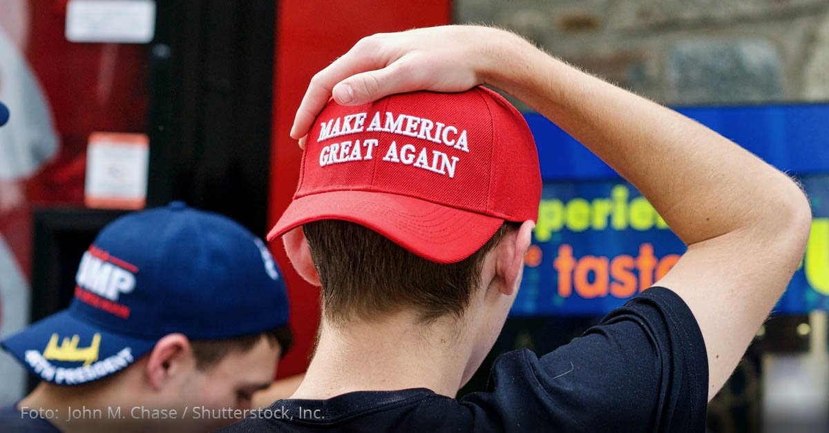 make america great again trump usa