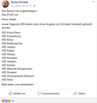 schaak facebook