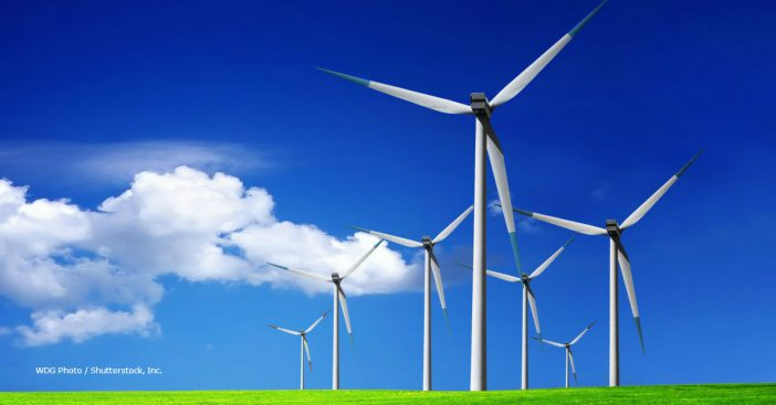 Wind-Turbinen