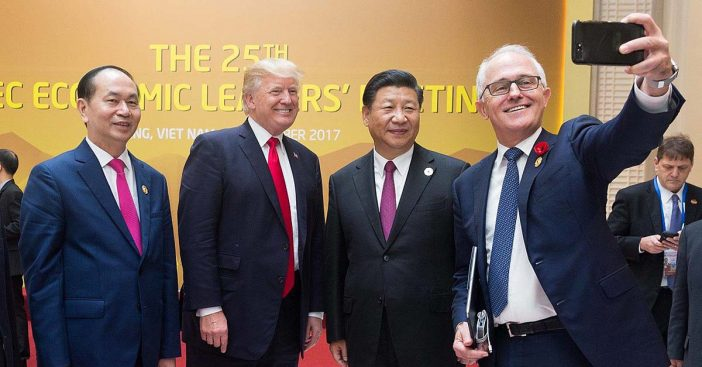trump xi jinping china