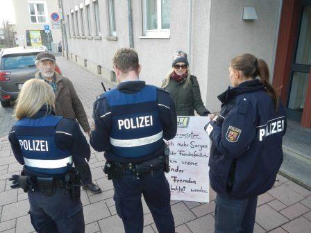 Polizei Kandel_gegen_Bürgerrechte