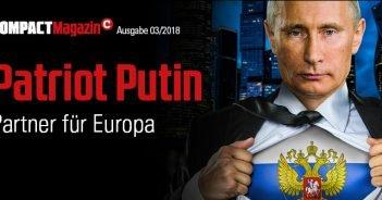 COMPACT-Magazin März 2018 - Patriot Putin