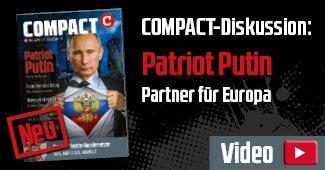 COMPACT März 2018 Patriot Putin