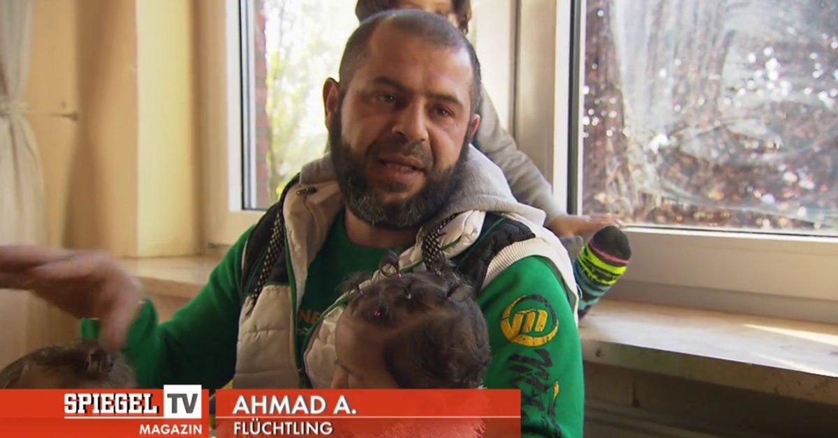 ein syrer zwei ehefrauen sechs kinder scharia