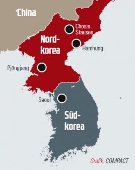korea grafik china