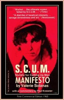 Buchcover vom SCUM-Manifest