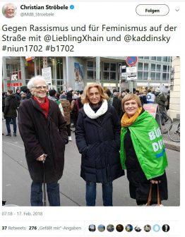 ströbelefrauenmarsch