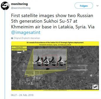su-57 russland kampfjet