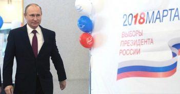 Putin, Wahl 2018