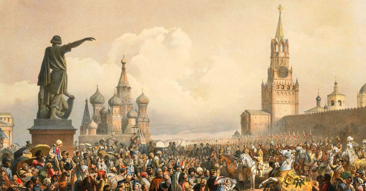 Alexander II Russland