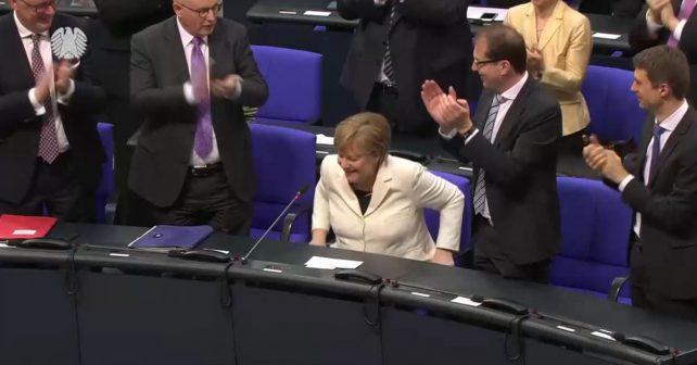 Merkel kanzlerwahl 2018