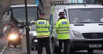 Uk Großbritannien Polizei London