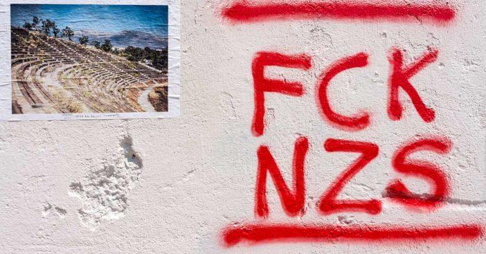 fck nazis antifa