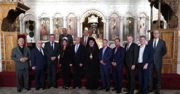 syrien blex kirche patriarch