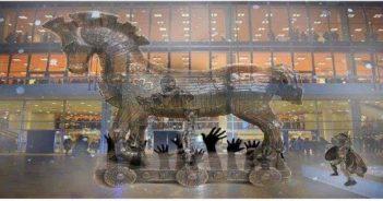 Troja Pferd