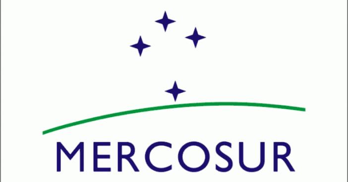 Mercosur-Flagge