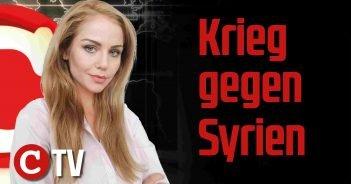 COMPCAT-TV: Krieg gegen Syrien