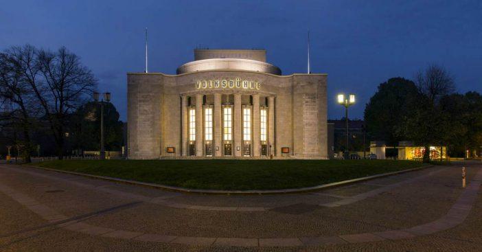 Volksbühne Rosa-Luxemburg-Platz