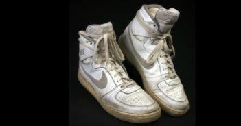 Schuhe von Joschka Fischer