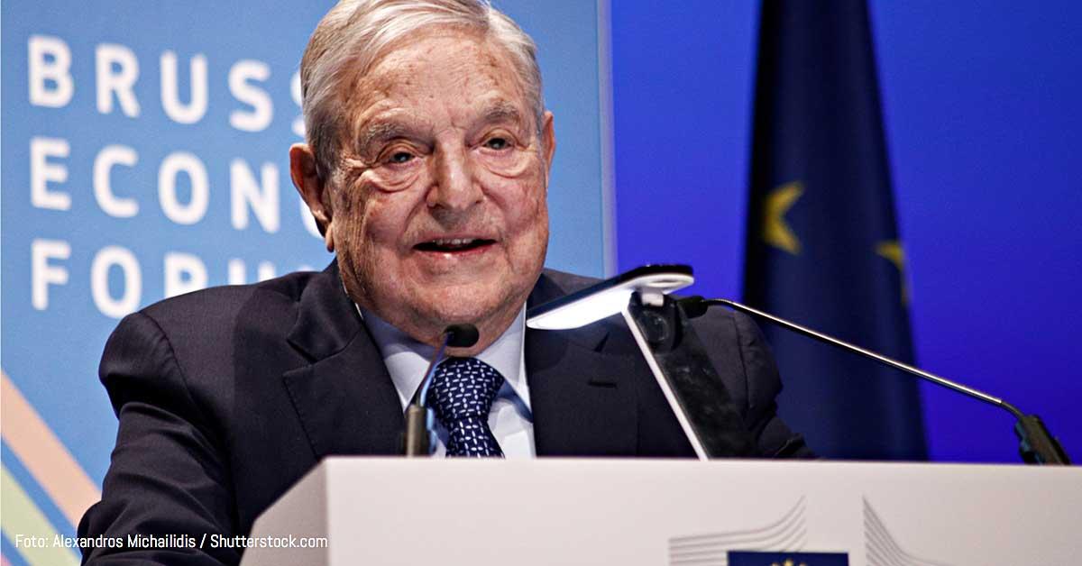 Soros-Stiftung zieht von Budapest nach Berlin | COMPACT enthüllt das Netzwerk des Mega-Spekulanten