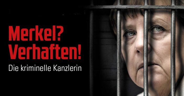 Merkel verhaften