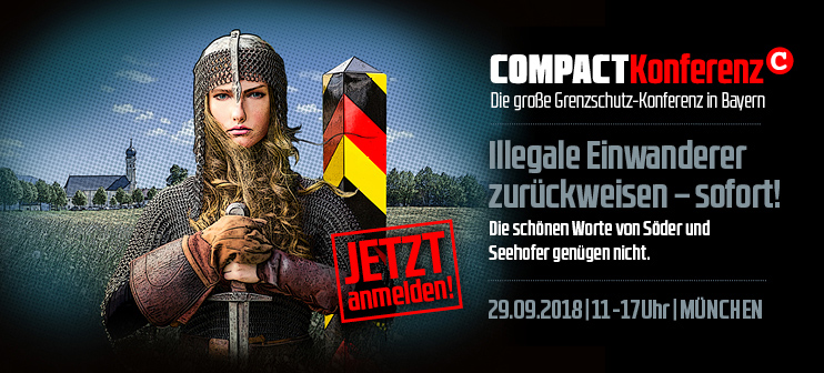 COMPACT-Konferenz für Souveränität