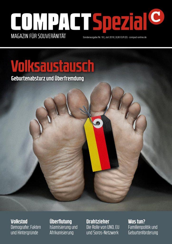 COMPACT-Spezial 18 Volksaustausch