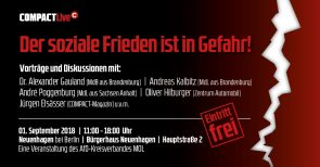 AfD Sozialkonferenz Neuenhagen
