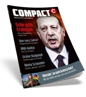 COMPACT-Magazin im September 2018