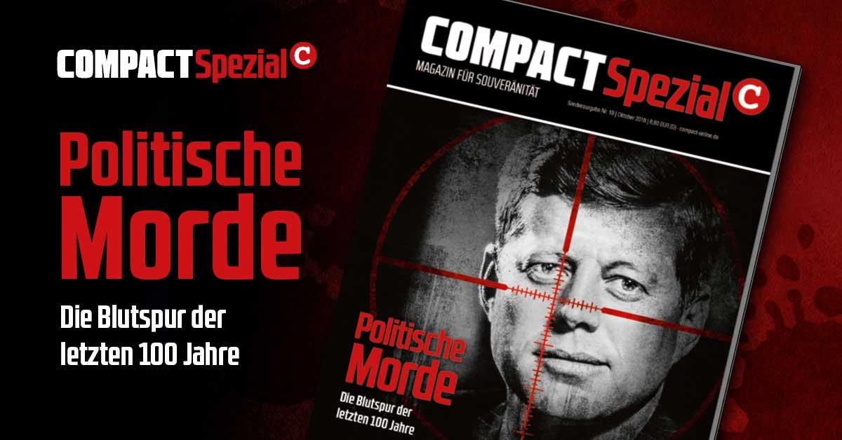 COMPACT-Spezial 19 | Politische Morde