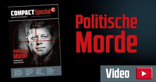 Politische Morde als Compact Spezial