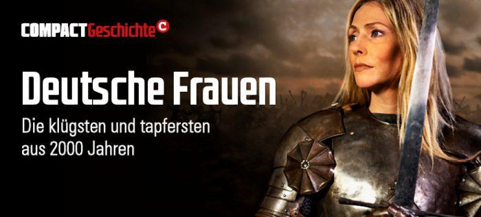 Compact Geschichte 06: Deutsche Frauen