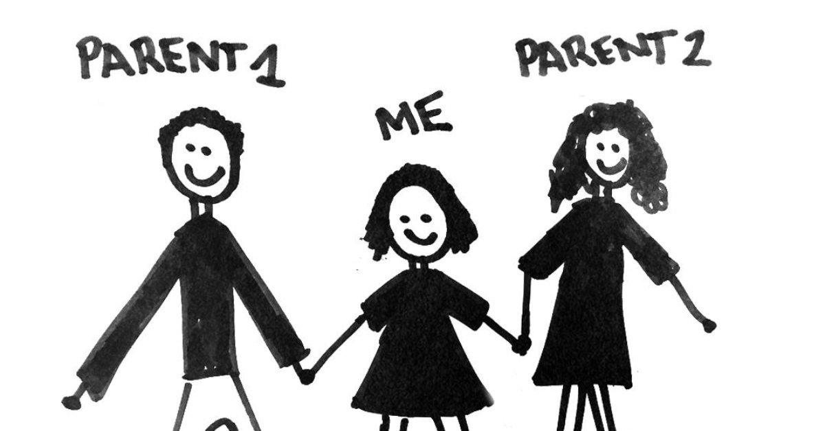 Elternteil 1 Und 2