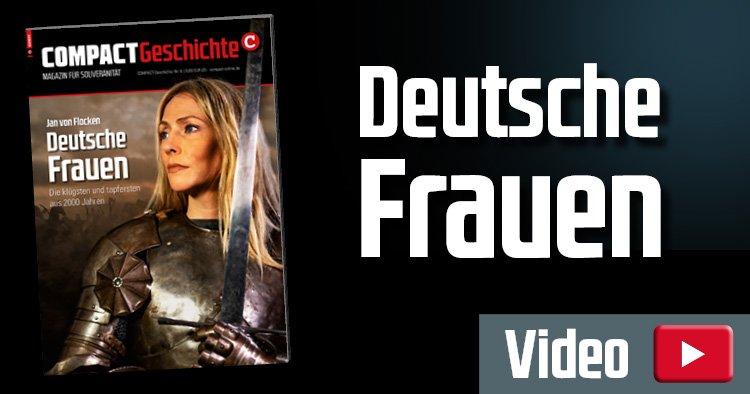 COMPACT Geschichte 6 - Deutsche Frauen