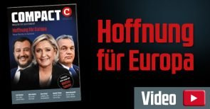 Hoffnung für Europa