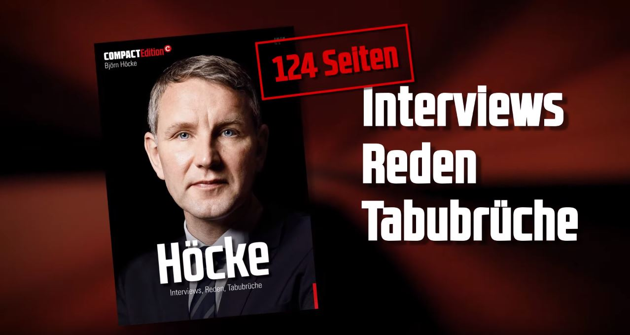 Höcke: Interviews. Reden. Tabubrüche