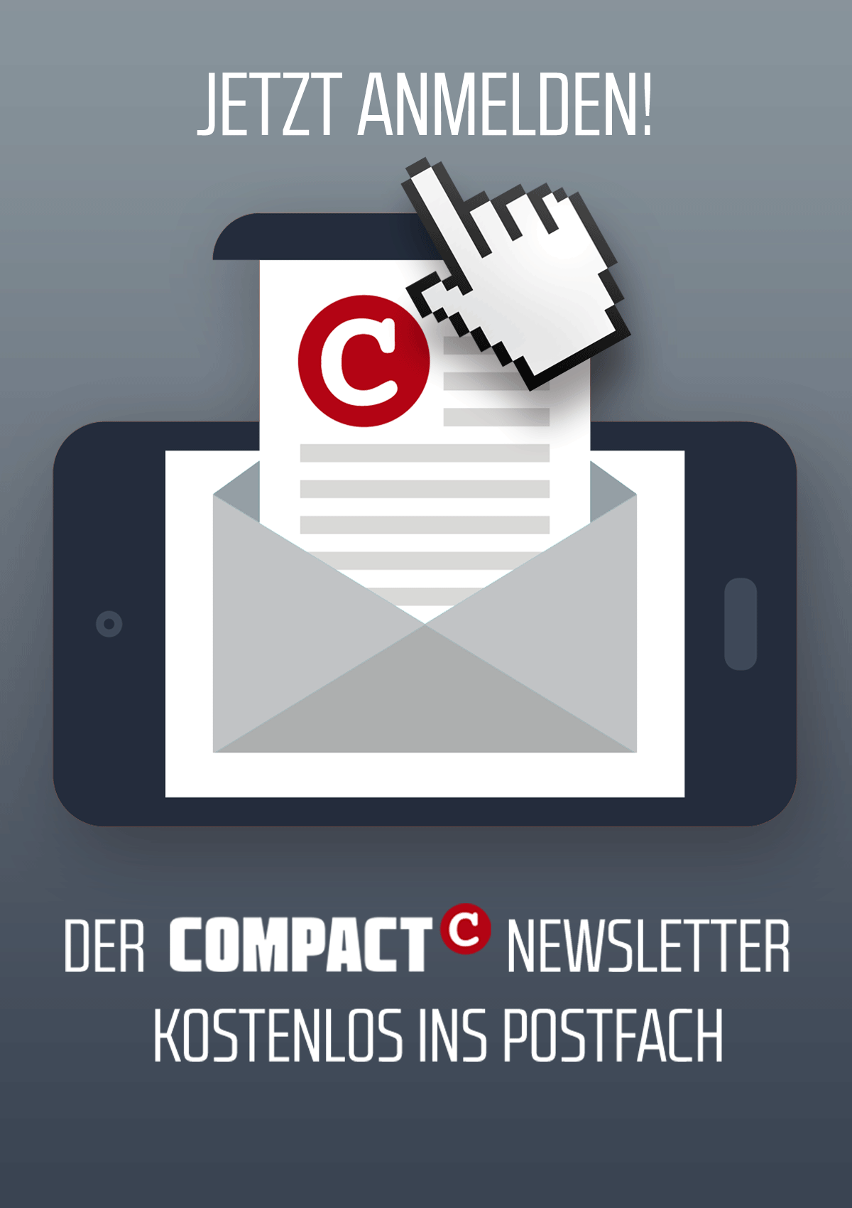 COMPACT - Newsletter, jetzt anmelden!