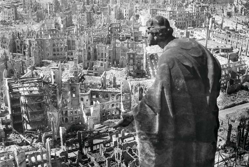 Schluss mit den Dresden-Lügen. Wir trauern um all unsere Toten.