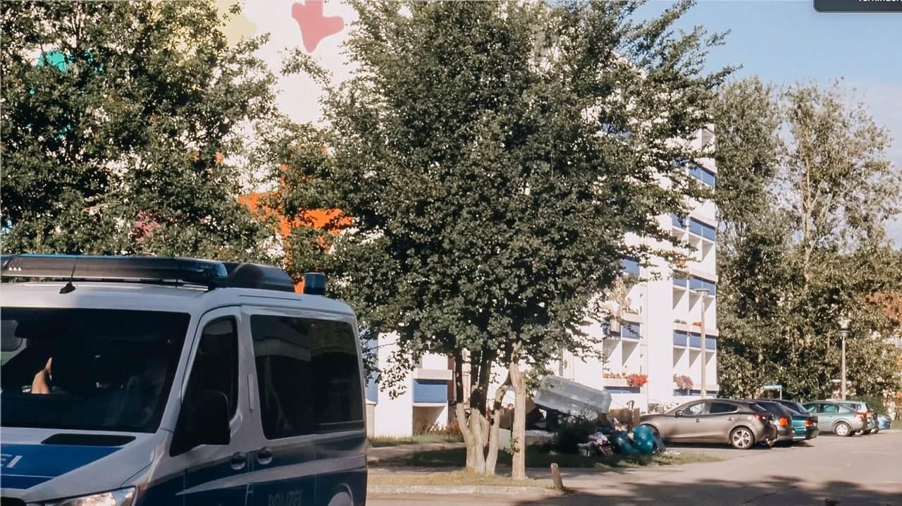 Rheinsberg Schlägerei