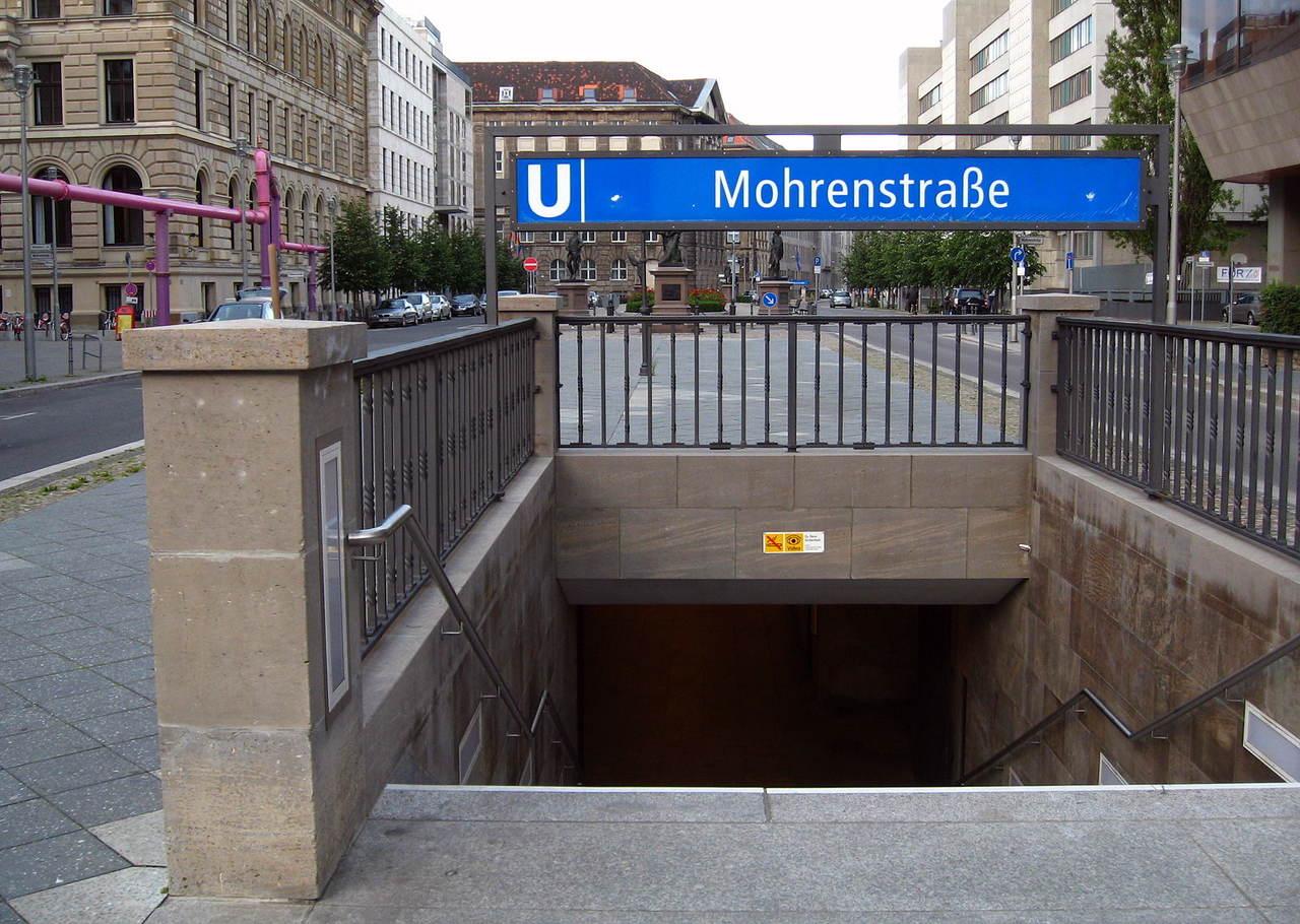 Mohrenstraße Umbenannt